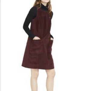 Hatch Corduroy Dress with pockets Sz S/1